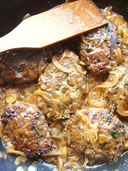 salisbury steak i insta-mash - fallout - stek salisbury i puree ziemniaczane (8)