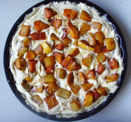 rauatai sweet pie - pillars of eternity - kruche ciasto z owocami i czekolada-13