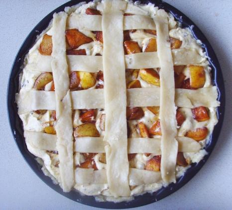 rauatai sweet pie - pillars of eternity - kruche ciasto z owocami i czekolada-14