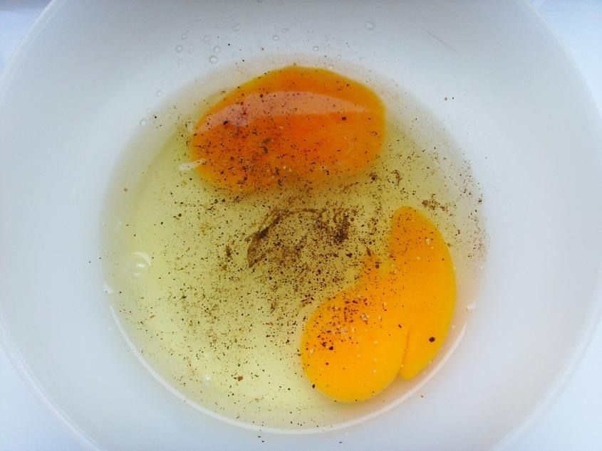 life is strange - bacon omelette - omlet z bekonem - 1