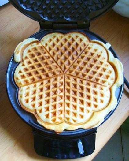 life is strange - belgian waffle - gofry belgijskie - 5
