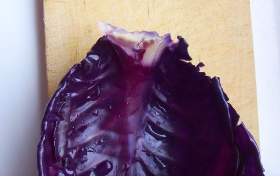 ognisty gulasz Snafa- Gothic II Noc Kruka - pieczone mięso w otoczce z czerwonej kapusty 3