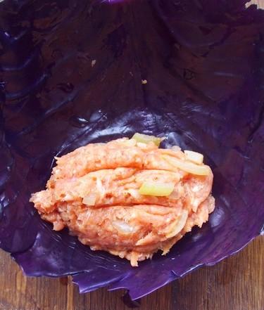 ognisty gulasz Snafa- Gothic II Noc Kruka - pieczone mięso w otoczce z czerwonej kapusty 6