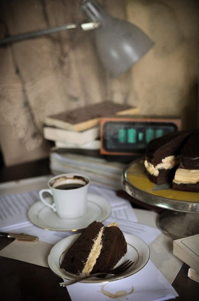 Coffee Noir - ciasto kawowe