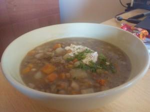 Zupa korzenna - Maniek