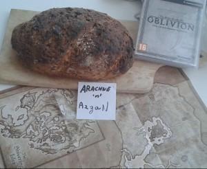S'jirra famous potato bread - Arachne i Azgan