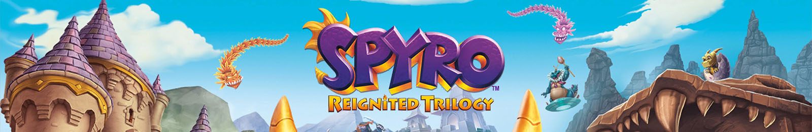 Spyro Reignated Trilogy